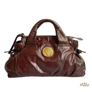 Authentic GUCCI Calfskin  Hysteria Top Handle Bag